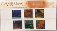 GB Presentation Pack 361 2004 Wales A British Journey 10% OFF 5