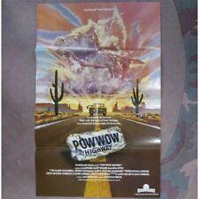 Powwow Highway - Zwei Cheyenne auf dem Highway - Kinoposter - RARE