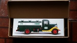 2018 HESS TRUCK 85TH ANNIVERSARY COLLECTORS SPECIAL EDITION VERY RARE