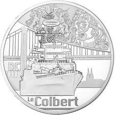 EUR, France, Monnaie de Paris, 10 Euro Le Colbert 2015 #91492