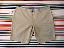 "Polo Ralph Lauren Mens Newport Slim Stretch Shorts   Khaki Beige   42"" W XXL"