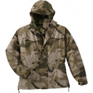 Cabela's Outfitter Camo MT050 Waterproof 100% GORE-TEX Quiet Pack Hunting Jacket