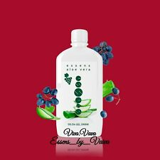 Aloe Vera Barbadensis Miller Organic Gel Drink Grape Ecological Immune