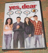 YES, DEAR: Rare '02 DVD, JEAN LOUISA KELLY, ANTHONY CLARK, MIKE O'MALLEY, 2 EPS.