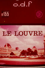 Film fixe 35 mm o.d.f.Magazine N° 155 Le Louvre ... film 1.
