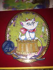 Disney Marie Aristocats A Basket Full Of Fun LE 100 Acme Hot Art Super Jumbo Pin