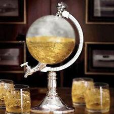 1.5L Globe Type Beverage Liquor Dispenser Drink Wine Beer Pump Whiskey Decanter