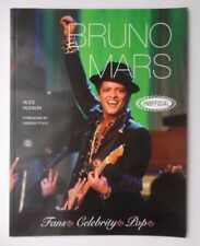 BRUNO MARS BY ALICE HUDSON FOREWORD BY LINDSAY FOLEY PB BOOK 2013 UNOFFICIAL