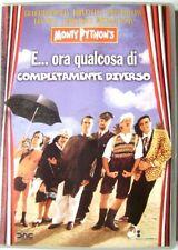 Dvd Monty Python - E... ora qualcosa di completamente diverso 1971 Nuovo