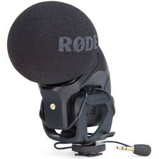 Rode Stereo VideoMic Pro SVMP Stereo On-camera Microphone