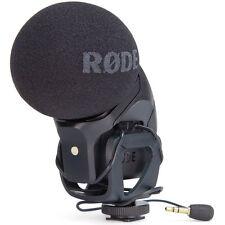 RODE Estéreo Videomicro Pro Svmp Estéreo en Cámara Micrófono