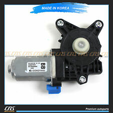04-11 Chevrolet Aveo Pontiac G3 1.6L Power Window Motor REAR LEFT OEM 25937972