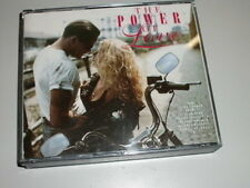 THE POWER OF LOVE 2 CD 'S MIT U2 CHRIS REA ROXY MUSIC BEE GEES ERASURE SOFT CELL