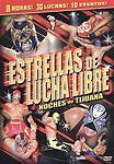 Estrellas de Lucha Libre: Noches de Tijuana (DVD)  8 Horas, 10 Eventos,