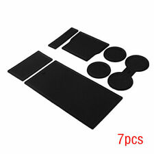 For Tesla Model 3 2017~2019 Cup Holder&Center Console Liner/Mats Accessories zxc