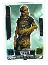 Force Attax - Star Wars - Clone Wars Serie 2 - Chewbacca  - Nr. LE1