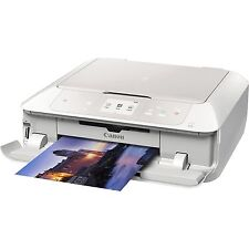 White CANON PIXMA MG7751 All-in-One WIRELESS PRINTER SCANNER COPIER
