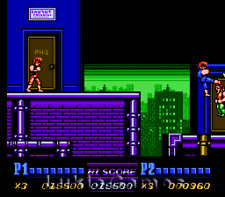 Double Dragon II 2 The Revenge - NES Nintendo Game