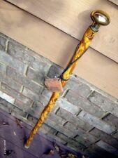 twisty Dogwood Door-Knob cane walking-stick~shillelagh~ shamrock