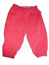 H & M tolle Sweat Hose Gr. 68 rot !!