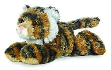 "Aurora Tanya Tiger 8"" Mini Flopsie  #16602 Stuffed Animal Toy"