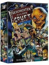 GESCHICHTEN AUS DER GRUFT – DIE KOMPLETTE SERIE (DVD) NEU/OVP