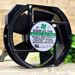 XINRUILIAN RAH1751B1-C 17251 220-240V insert type Inverter cabinet fan