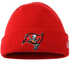 Tampa Bay Buccaneers New Era NFL Solid Cuffed Knit Hat