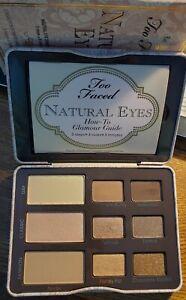 Too Faced Natural Eyes ~ Neutral Eye Shadow Palette (READ DESCRIPTION)