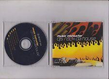 Music Instructor Djs rock da house (1999) [Maxi-CD]