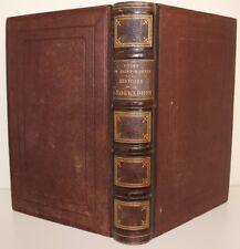 VIVIEN DE SAINT-MARTIN Histoire de la Géographie Edition originale Hachette 1873