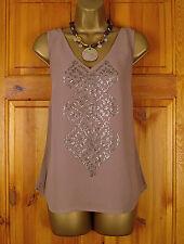 Monsoon V Neck Sleeveless Other Tops & Shirts for Women