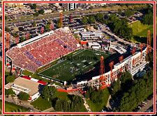 Cfl McMahon Stadium Home of Calgary Stampeders Aerial View Color 8 X 10 Photo