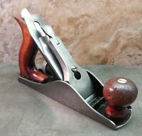 Stanley Defiance No. 1203 Smooth Bottom Bench Plane USA WW2 era - woodworking