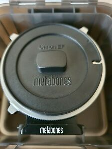Metabones Speedbooster Cine XL 0.64X, Canon EF to M43 MFT CineLock with box