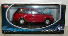 Solido 1/43 Scale - 15102 Range Rover Sport Red