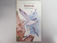 Good - Seabirds - David Saunders 1976-01-01 Curling to several page corners. Lig