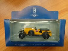 LLEDO DAYS GONE CLASSIC 1930 BENTLEY 4.5 LITRE BLOWER YELLOW CAR REF SL46003