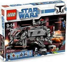 LEGO Star Wars The Clone Wars AT-TE Walker Set #7675