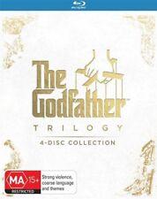 The Godfather Trilogy Blu-ray Box Set RB