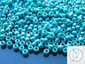 250g 132 Opaque Turquoise Luster Toho Seed Beads 6/0 4mm WHOLESALE