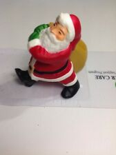 Hallmark Christmas Merry Miniature 1983 Santa Xha3427,mint,nl