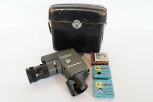 CANON Reflex Zoom 8mm Cine Camera 8 2 vintage film
