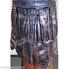 SW Mens Costume Fancy Dress Roman Soldier Gladiator Spartan Skirt Latex