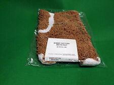 Handmade Sheep Cotton Bath Mat