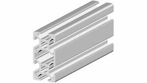 2040 Aluminium Extrusion / Profile 6mm slot