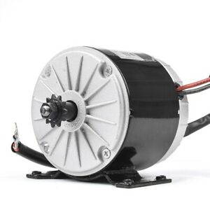 Elektromotor Generator MY1016 DC 24V  2750 RPM Permanentmagnet Gleichstrommotor