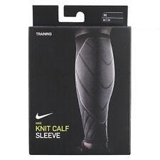 Nike Knit Calf Compression Sleeve Size S/M/L Black AC4200-031