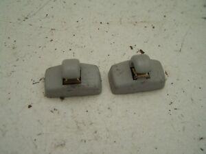 VW Beetle convertible Sun visor clips (1998-2005)