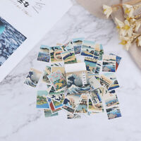 45pcs/box Stickers Set Decorative Stationery  Scrapbooking Diary Album Sticker-